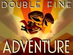 Double Fine Adventureロゴ