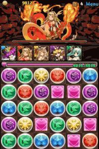パズル&ドラゴンズ02
