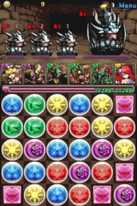 パズル&ドラゴンズ04