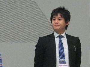 gloops代表取締役の川方慎介氏