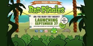 BAD PIGGIES メインページ