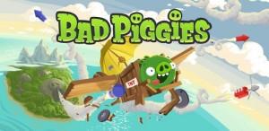 BAD PIGGIES メイン