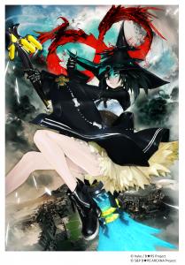 探求の魔女:エルダ・キャスタ