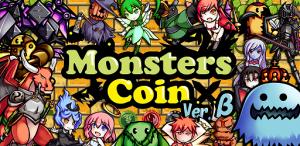 コイン落とし&RPG『モンスターズコインβ』