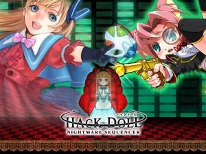ソーシャルRPG『ハックドール-Nightmare Sequencer-』