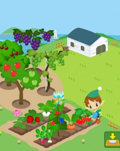 dゲームに『牧場物語』シリーズのソーシャルゲームが登場!