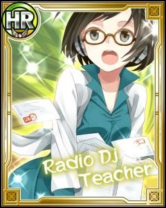 『ラジオDJ教師』