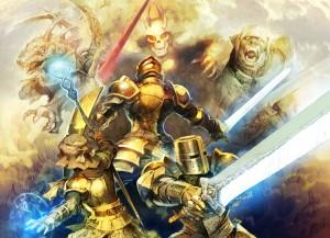 スワイプ・アクションRPG『Blade & Magic』