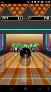 爽快アクションボウリングゲーム『ボウリングゾンビ!』