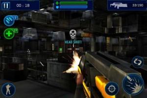 ハイクオリティー3DFPS『近未来FPS-トータルリコール』