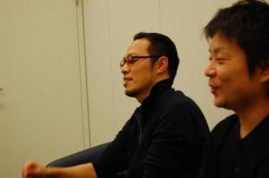 プロジェクト・マネジメントを務めた高橋三千夫氏。