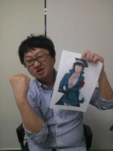 プロデューサーの特権で看守長教師がナンバー1!ナンバー1っつったらナンバー1なのぉ!!