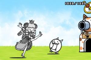 コラボ限定EXキャラクター「ケリ姫」