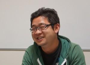 今井邦彦氏 株式会社セガ オンライン研究開発部 第一企画セクション ディレクター