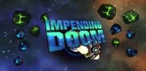 タッチで隕石を破壊するシンプルなゲーム。