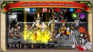 Spartans vs Zombies defense HD