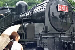 B6型蒸気機関車