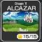 【チャリ走DX攻略神プレイ!!】Stage11 ALCAZAR