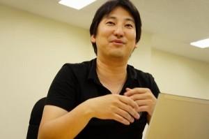 HEROZ株式会社代表取締役 林隆弘氏