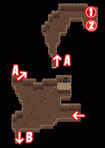 ▲ヘトリスの洞窟入り口部分