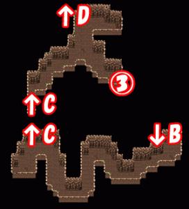 ▲ヘトリスの洞窟内部