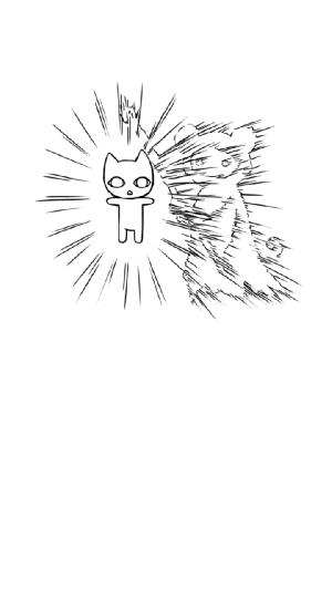 にゃんこハザードエンディング映像15