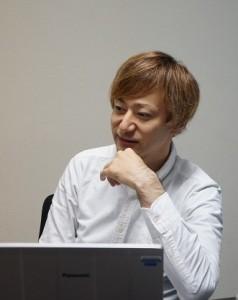新小田裕二氏 株式会社セガ 第一研究開発本部