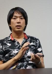 松永純氏 株式会社セガ 第一研究開発本部