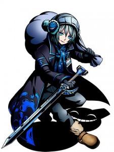 氷剣の名を持つ三等悪魔「アイスブランド」