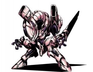 圧倒的破壊力の自立兵器「サラマンダー」
