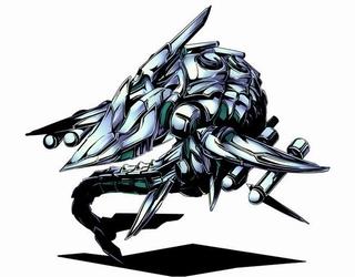 圧倒的潜水力の自立兵器「リヴァイアサン」