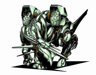 圧倒的進撃力の自立兵器「ヨルムンガルド」