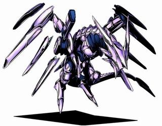 圧倒的機動力の自立兵器「ニーズヘッグ」