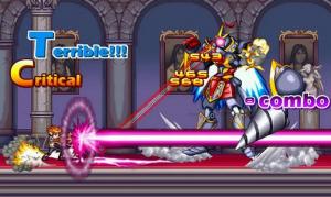 連撃コンボが爽快な2Dアクションが登場!