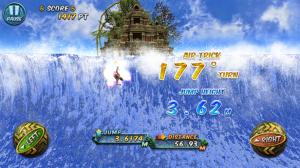 グラフィックが美しすぎる3Dサーフィンゲーム!