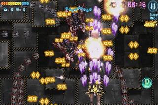 スペシャルパワーゲージを貯めていくと強力な攻撃でより爽快に敵を倒せるぞ!