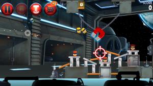 Angry Birds Star Wars II(アングリーバードスターウォーズ2) 動きのあるステージ