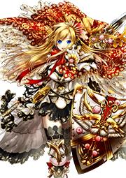「絢爛の聖騎士 シンフォニア(SSR)」