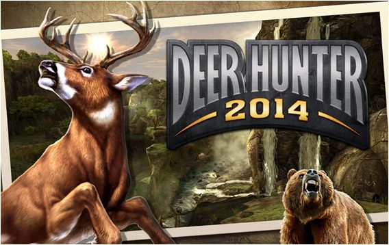 DEER HUNTER 2014攻略