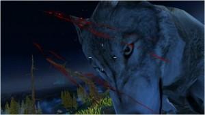 deerhunter2014 無残にもオオカミに食い殺されてしまった図(笑)。結構怖い。