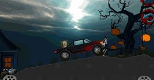 車で踏み倒すリアル感!