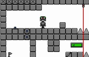 パズル要素の高い8bitアクションゲーム!