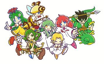 歴代ぷよぷよシリーズのキャラクターがイベント応援ガチャに登場!