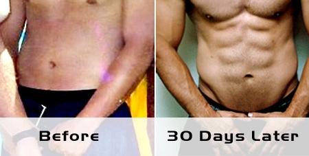 こんな感じになる予定です。 ※注意:今の私の体はもっとたるんでいます。