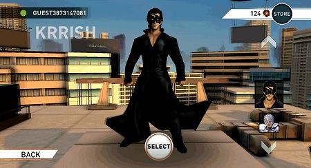 スーパーヒーローになって超アクション!