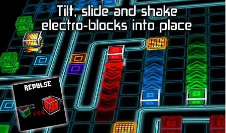 同じ色のブロックを合わせていこう!