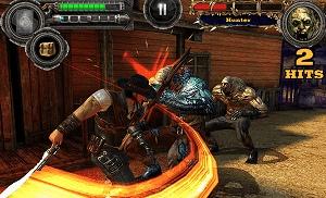 超美麗なアクションゲーム