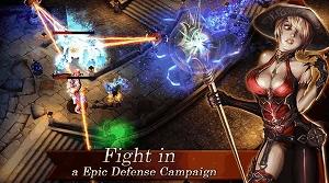 アクションRPG要素のある全方位型タワーディフェンス!