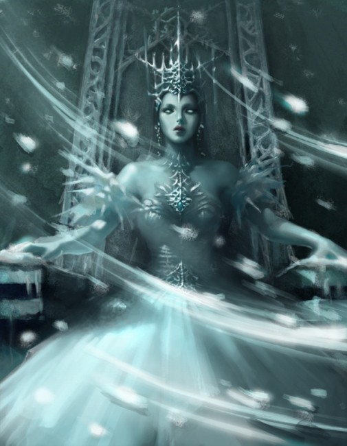 殺氷の女王