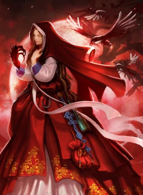 紅煌の魔女